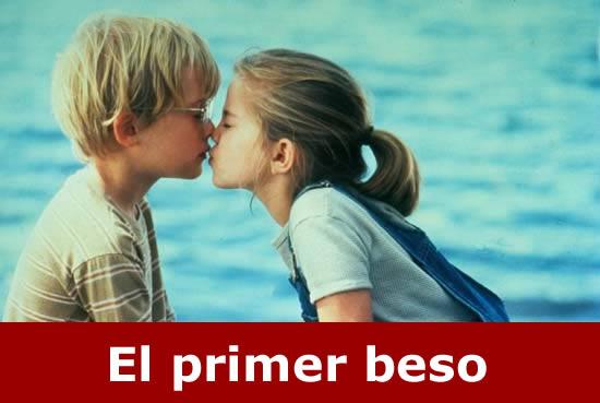 Imagen Recordar el primer beso