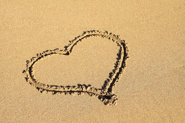 fotos de corazon de amor
