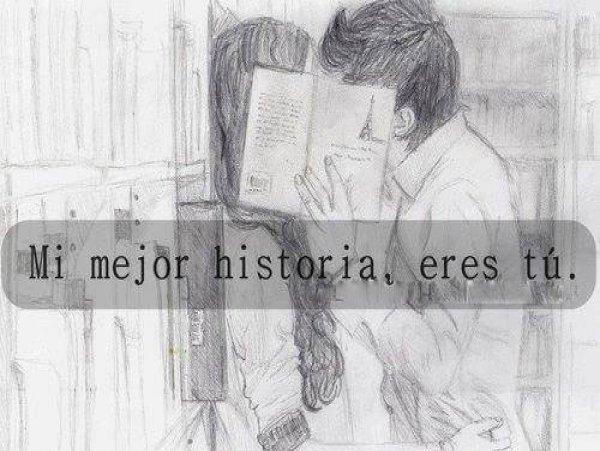 Mi mejor historia eres tú