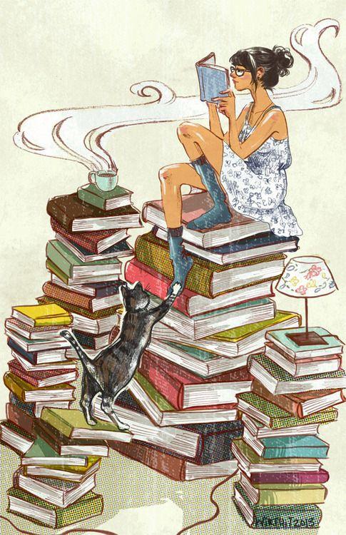 Imágenes de amor a la lectura - Imagenes de Amor