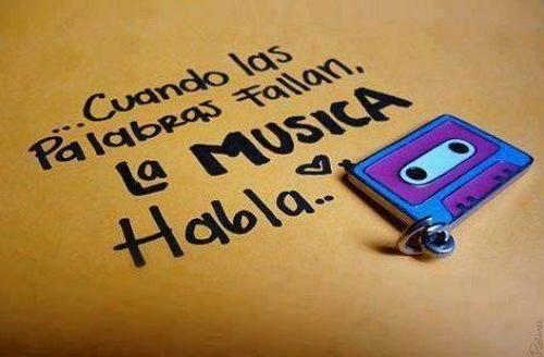 amor la musica