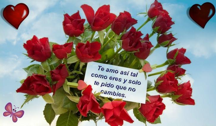 Imagenes Con Corazones Y Rosas