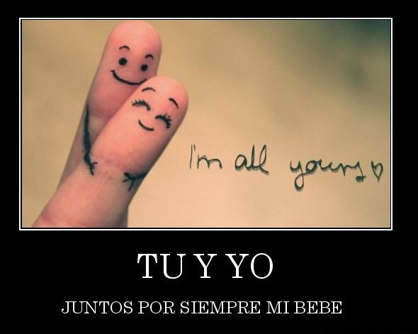 Imagenes Tu Y Yo Juntos