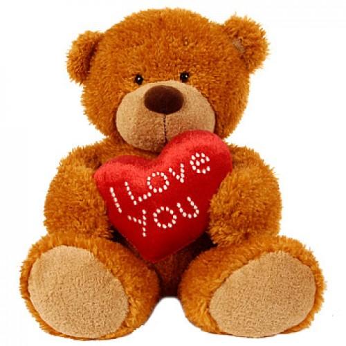 osos de peluche dice love you
