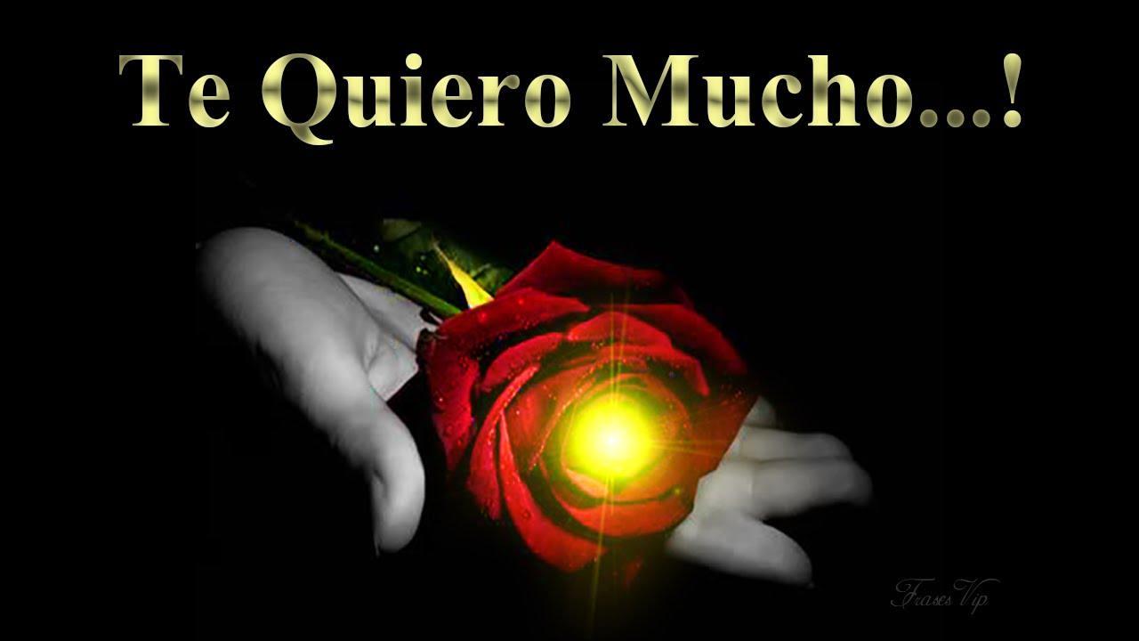 Imagenes con rosas y te quiero