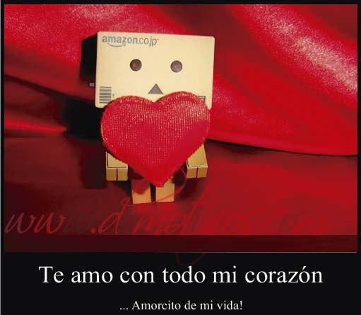 Imagen te amo todo mi corazon
