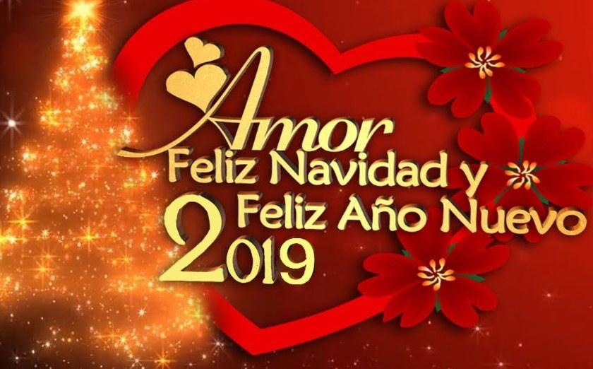 Feliz 2019 mi amor imagen